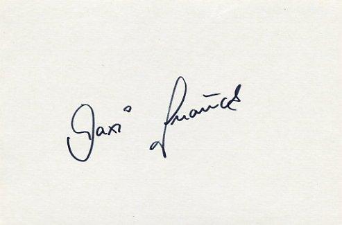 1980 Moscow Gymnastics Gold MAXI GNAUCK Autograph 1980
