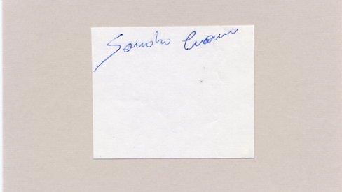 1984 Los Angeles Fencing Bronze & 1996 Atlanta Gold SANDRO CUOMO Autograph 1984