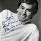 American Dancer & Choreographer PETER GENNARO Hand Signed Photo 8x10