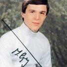 1984 Los Angeles & 1988 Seoul Fencing Silver MATTHIAS GEY Autographed Pict 4x6