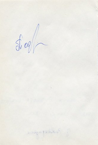 1994 European Championships 1500m Bronze YEKATERINA PODKOPAYEVA Autograph