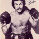 Welterweight Boxing Champion BILLY BACKUS  Autographed Photo