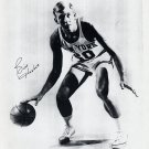 1968 Mexico City Basketball Gold BILL HOSKET Hand Signed Print 8x11