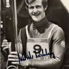 1972-80 Three Time Nordic Combined Gold ULRICH WEHLING Autographed Photo 1972