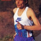 1993 Half Marathon World Champion VINCENT ROUSSEAU Hand Signed Photo