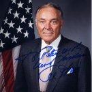 Secretary of State w/ Reagan ALEXANDER HAIG Hand Signed Photo 8x10