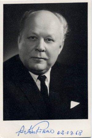 Artur Rinne - Artur Rinne - Bariton