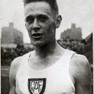 1948 London Athletics 5000m Olympian JACQUES VERNIER Hand Signed Photo 5x7