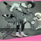 Ice Follies Founders OSCAR JOHNSON & EDDIE SHIPSTAD Autographed Photo 1941