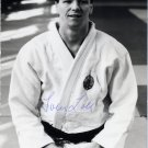 1988 Seoul Judo  Silver SVEN LOLL Hand Signed Photo 1988