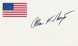 Computer Engineer Disk Drive Pioneer ALAN SHUGART Autographed Card