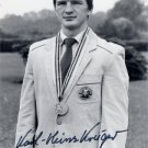 1980 Moscow Boxing Bronze KARL HEINZ KRUGER Hand Signed Photo 1980