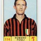 1968 Panini Campioni Dello Sport - #114 ROMANO FOGLI