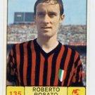 1968 Panini Campioni Dello Sport - #135 ROBERTO ROSATO