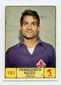 1968 Panini Campioni Dello Sport - #101 FRANCESCO RIZZO