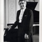 Famous Concert Pianist PETER FRANKL Hand Signed Photo 8x10