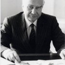 1976-87 International Red Cross President ALEXANDRE HAY Signed Photo 5x7