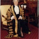 British Politician Speaker House of Commons BETTY BOOTHROYD Signed Photo 1990s