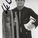 1984 Sarajevo & 1988 Calgary Luge Medalist UTE WEISS Hand Signed Photo 1984