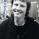 1976-1980 Olympics Handball Medalist HANNELORE ZOBER Hand Signed Photo 1980