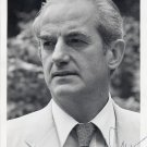 France - Scholar & Politician Minister of Justice ALAIN PEYREFITTE SP 1970s