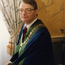 Ireland - 1990-91 Lord Mayor of Dublin MICHAEL DONNELLY Hand Signed Photo 1990