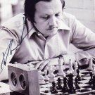 1980 Chess Olympiad Gold YURI BALASHOV Hand Signed Photo 4x6