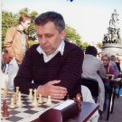 Russian Chess Grandmaster DENIS YEVSEEV Hand Signed Photo 4x6
