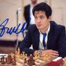 England - Chess Grandmaster DAVID HOWELL Hand Signed Photo 4x6