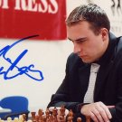 Estonia - Chess Grandmaster KAIDO KULAOTS Hand Signed Photo 4x6