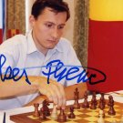 Hungary - Chess Grandmaster FERENC BERKES Hand Signed Photo 4x6 #2