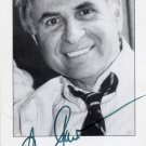 Author Political Humorist GERALD GARDNER Autographed Photo Card from 1992