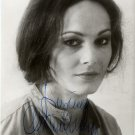 Austrian Actress CHRISTINE BUCHEGGER Hand Signed Photo 4x5,5