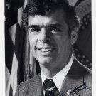 1981-86 US Secretary of Agriculture w/Reagan JOHN R BLOCK Hand Signed Photo 5x7