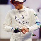 2016 Rio Olympics Fencing Silver & 2011 World Champion PAOLO PIZZO Hand Signed Photo 4x6