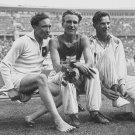(R) 1936 Athletics 3000m Steeplechase Silver KAARLO TUOMINEN  Autograph 1980s