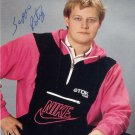 (T) 1988-92-96 Athletics Javelin Medalist '87 Wch Gold SEPPO RATY Hand Signed Photo 1980s