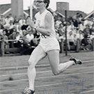(T) Athletics 1969 ECh 100m Silver WILMA van den BERG Hand Signed Photo