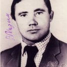 1980 Moscow Olympics Weightlifting Gold VIKTOR MAZIN Hand Signed Photo 4x6