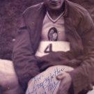 (T) Athletics 1934 ECh 4x400m Silver ROBERT PAUL Hand Signed Photo
