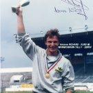 (T) 1980 Athletics 4x100m Relay Bronze ANTOINE RICHARD Hand Signed Photo 4x6