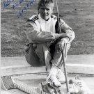 (T) 1988 Athletics Heptathlon Silver & WR SABINE JOHN Hand Signed Photo 4x6