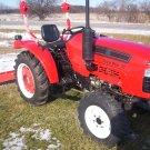 New 2008 Farm Pro 2430 Diesel 4x4 Tractor - 30 Hp