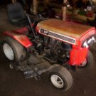 MTD 960 Garden Tractor w/Snow Blade