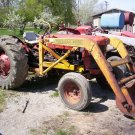 Freeman 2000 Loader Fit Massey Ferguson 50-1080