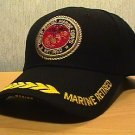 MARINE RETIRED HAT #1