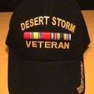 DESERT STORM VETERAN RIBBON CAP