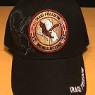 OPERATION IRAQI FREEDOM SHADOW CAP - BLACK