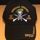 "SPECIAL FORCES ""MESS WITH THE BEST"" CAP"