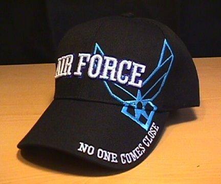 AIR FORCE BLUE WINGS LOGO CAP